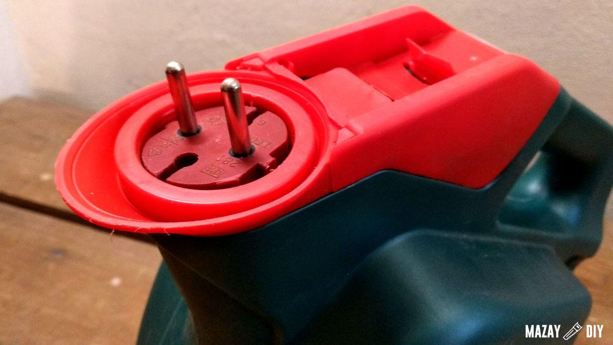 DIY tool from old vacuum cleaner