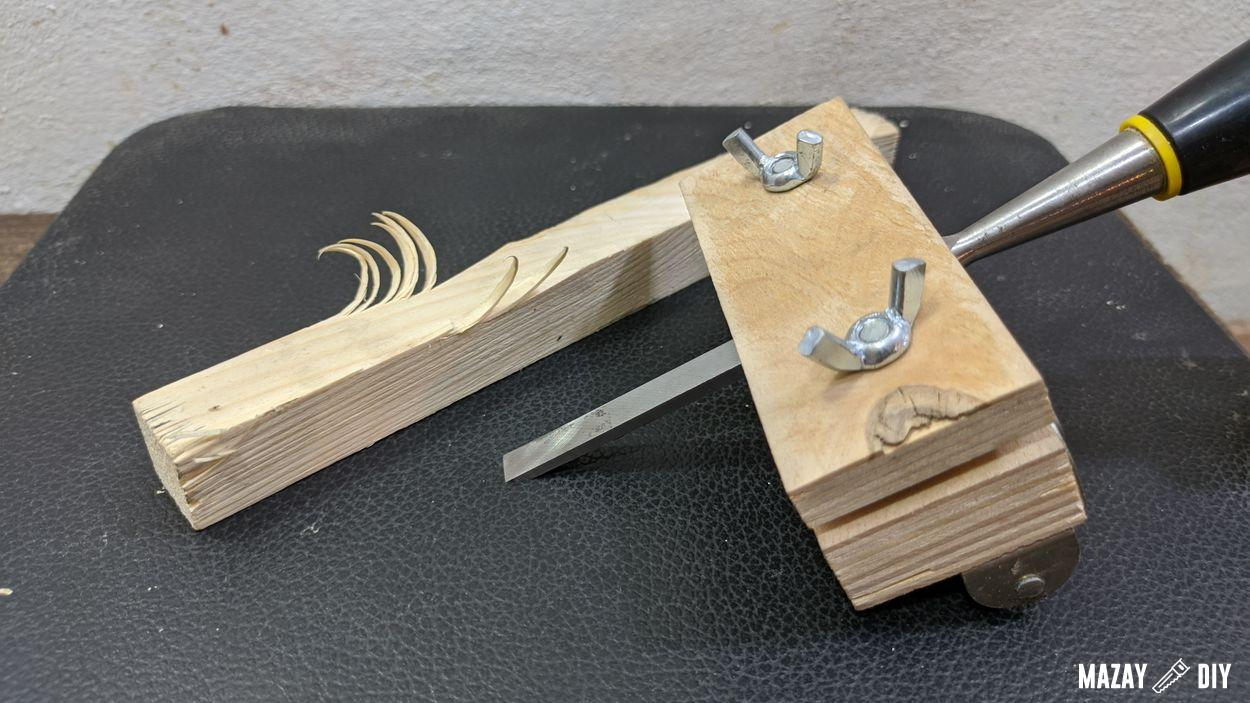 sharpening jig for chisels